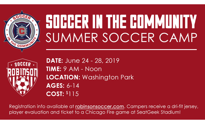Chicago Fire: Soccer in the Community