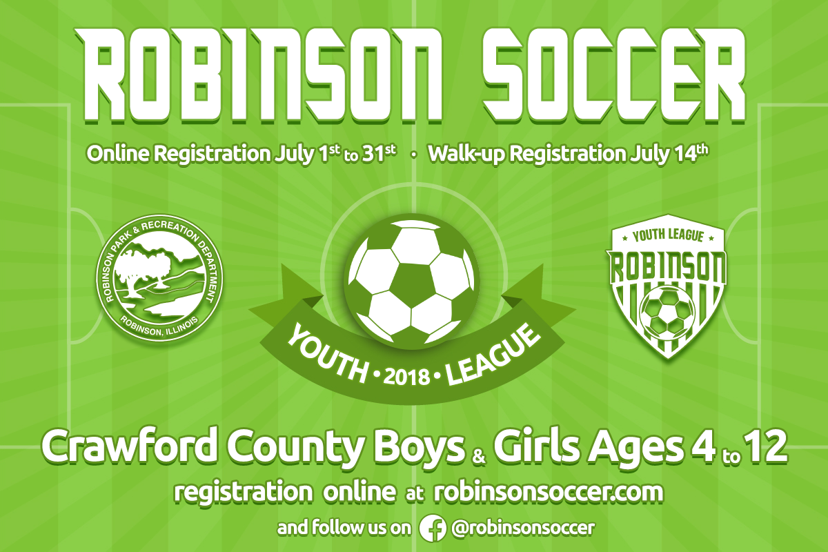 Robinson Soccer Youth League 2018
